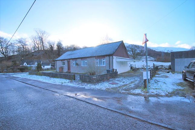 Thumbnail Detached bungalow for sale in Killin, Killin