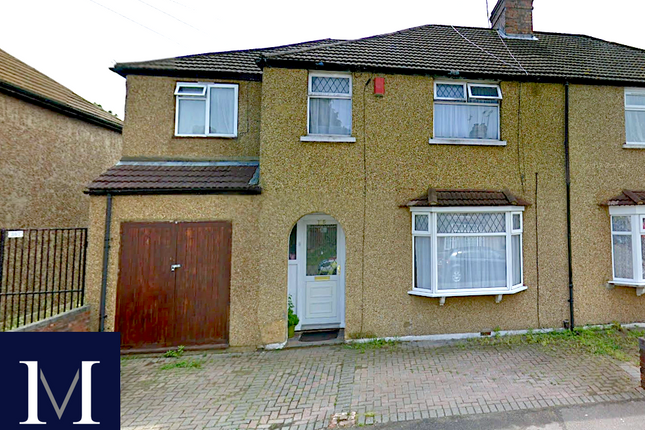 Thumbnail Semi-detached house to rent in Bedford Avenue, Hayes