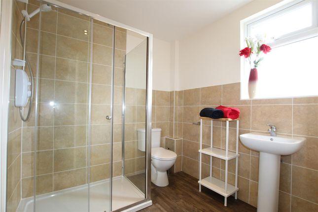 Bathroom of Glasgow Street, Northampton NN5
