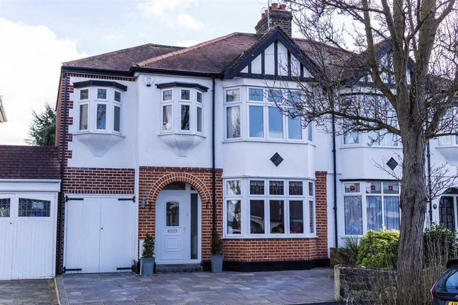 4 bed semi-detached house for sale in Oak Avenue, Upminster