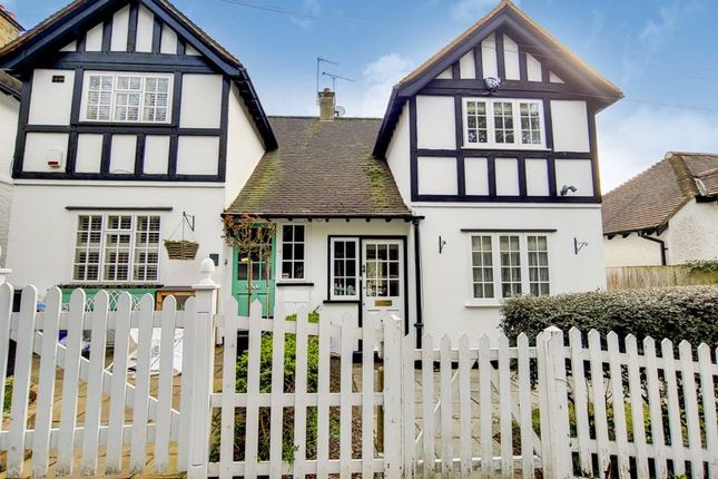 Thumbnail Semi-detached house for sale in York Hill, Loughton
