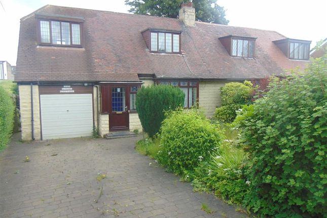 2 bed semi-detached bungalow for sale in Stamfordham Road, Westerhope, Newcastle Upon Tyne
