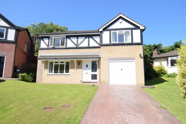 Thumbnail Detached house for sale in Gifford Close, Two Locks, Cwmbran