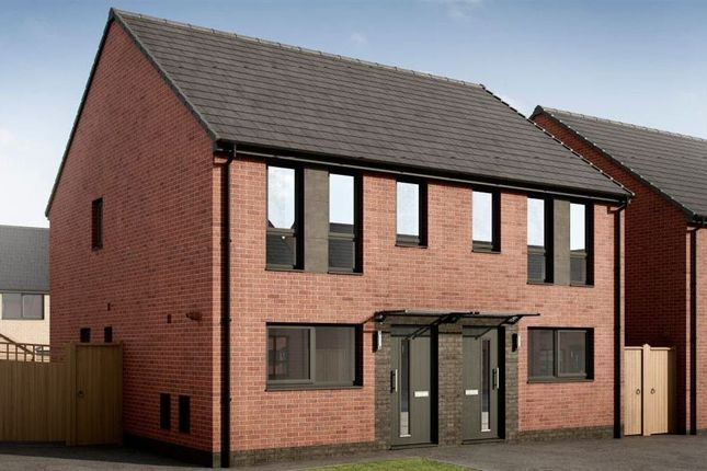 Thumbnail Town house to rent in Prince Drive, Fitzwilliam, Pontefract