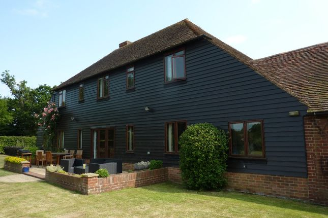 Thumbnail Barn conversion to rent in Cranbrook Road, Frittenden, Cranbrook