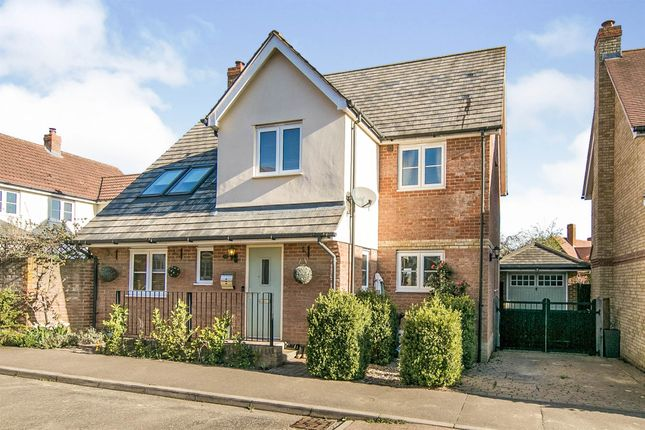 5 bed detached house for sale in Ozier Field, Halstead CO9