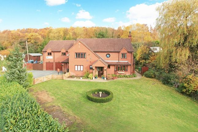 Thumbnail Detached house for sale in 1 Boatwell Meadow, Doseley, Telford