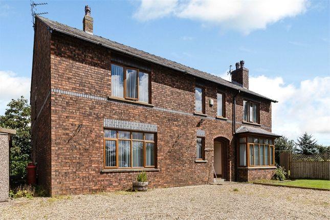 Thumbnail Detached house for sale in High Lane, Burscough, Ormskirk, Lancashire