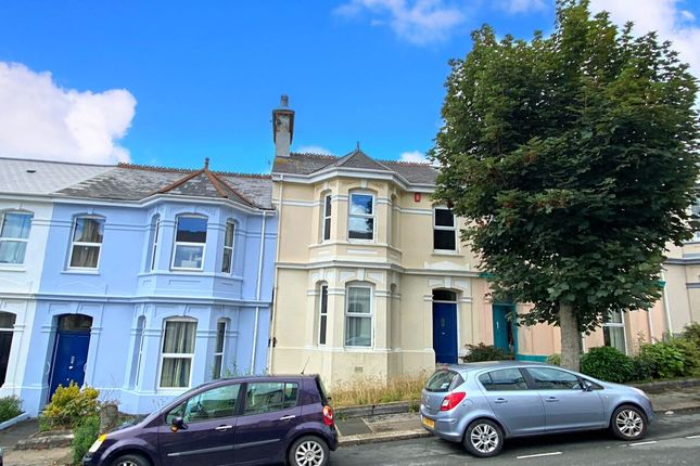Thumbnail Semi-detached house to rent in May Terrace, Plymouth