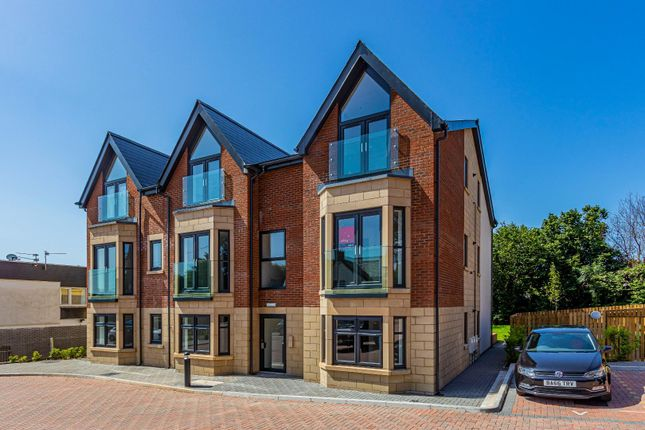 Thumbnail Flat to rent in Church Road, Lisvane, Cardiff