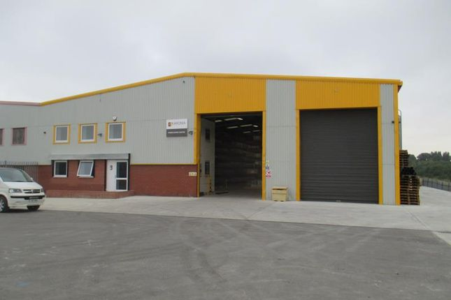 Thumbnail Light industrial to let in Unit 34D, Langthwaite Grange Ind Estate, Lidgate Crescent, South Kirkby, Pontefract, West Yorkshire