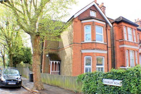 Flat to rent in St. Julians Farm Road, London