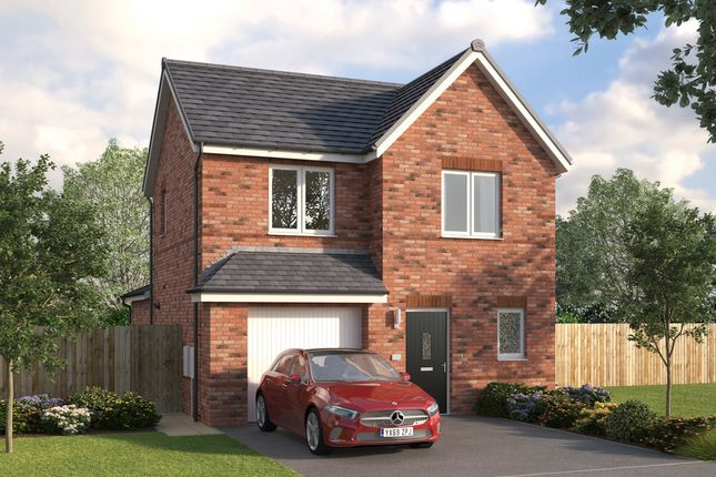 4 bed detached house for sale in Chilton, Ferryhill DL17
