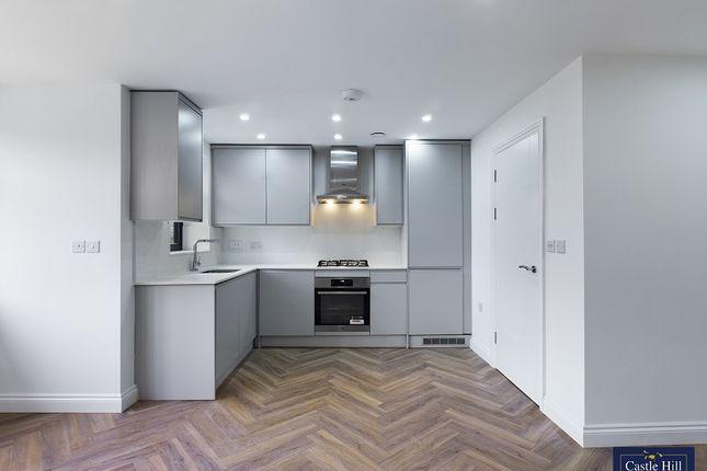 2 bed flat for sale in Karoline Gardens, Greenford, London. UB6