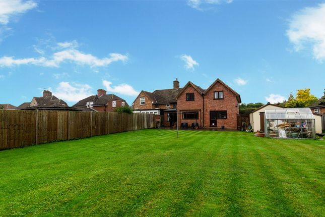 Thumbnail Semi-detached house for sale in The Hill, Acle, Norwich