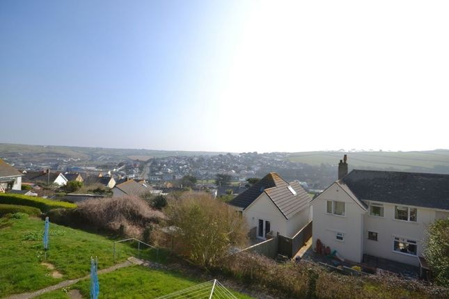 Thumbnail Flat for sale in Tregundy Road, Perranporth