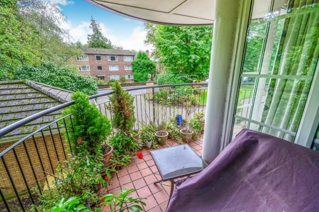 Balcony of 2 Northlands Road, Southampton, Hampshire SO15