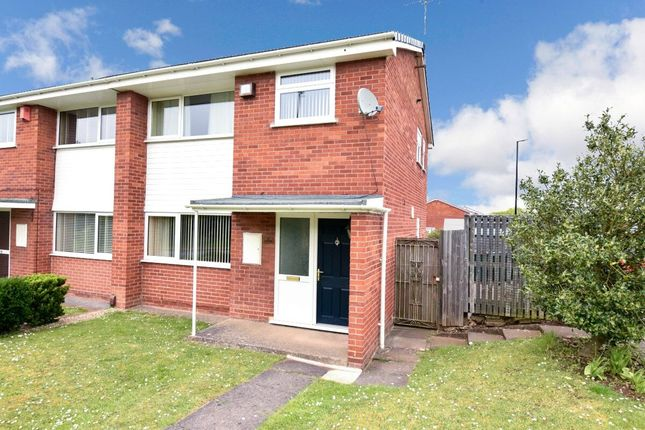 Thumbnail Semi-detached house for sale in Langbank Avenue, Ernesford Grange, Coventry