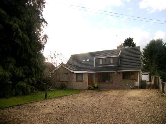 Thumbnail Detached house for sale in Taverham, Norwich, Norfolk