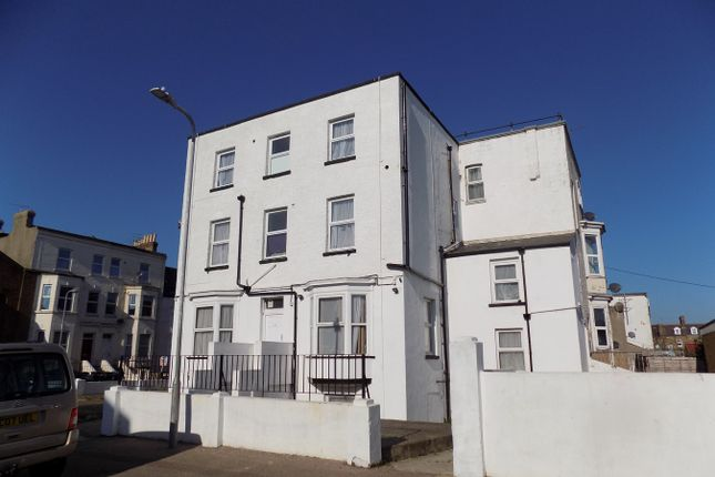 Thumbnail Block of flats for sale in Godwin Road, Cliftonville, Margate