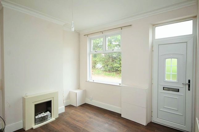 Thumbnail Terraced house for sale in Wesley Street, Blythe Bridge, Stoke-On-Trent