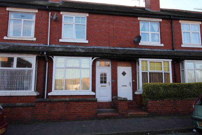 Thumbnail 2 bed terraced house to rent in New Street, Uttoxeter
