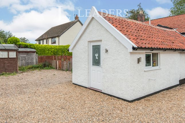 Thumbnail Flat to rent in Redgrave Road, South Lopham