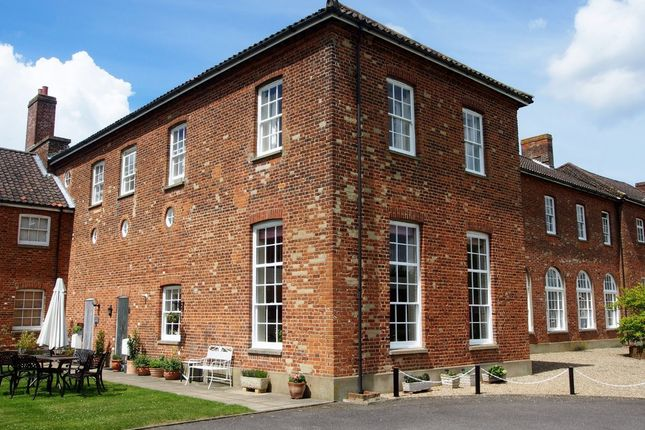 Thumbnail Town house for sale in St. Georges, Wicklewood, Wymondham