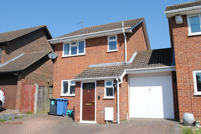 Thumbnail Link-detached house to rent in Ravenscroft, Hook