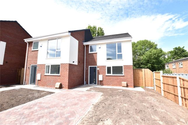 Thumbnail Semi-detached house for sale in Maldon Close, Halewood, Liverpool