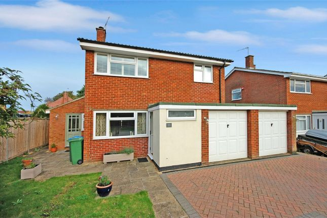 Thumbnail Detached house for sale in Chestnut Close, Waddesdon, Buckinghamshire
