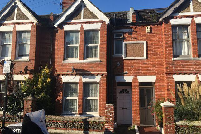 Thumbnail Terraced house for sale in Seville Street, Brighton
