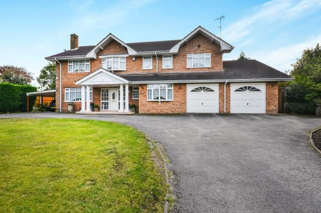 5 bed detached house for sale in The Avenue, Mansfield, Nottinghamshire