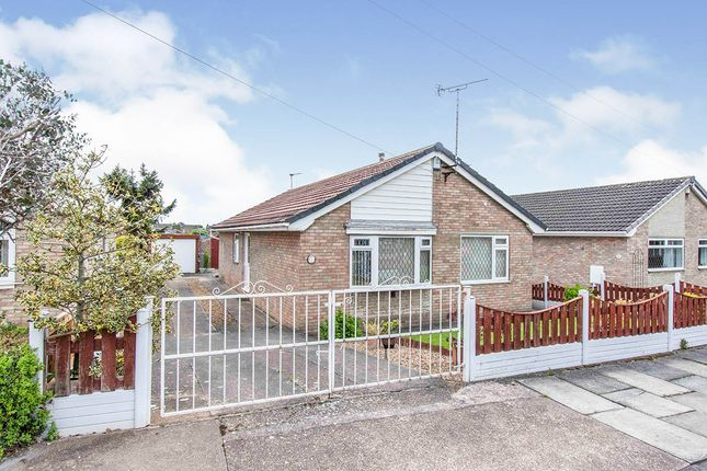 Thumbnail Bungalow for sale in Sawston Close, Balby, Doncaster