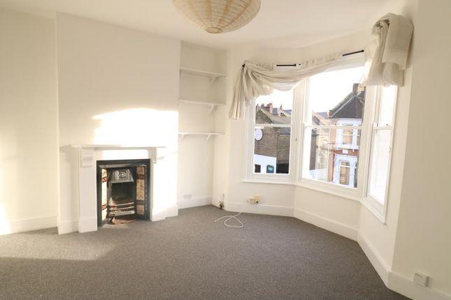 Thumbnail Flat to rent in Warham Road, Harringay