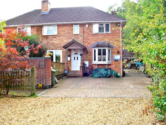 Thumbnail Semi-detached house for sale in Bartley, Southampton, Hampshire