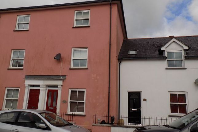 Thumbnail Terraced house for sale in Trevail Way, St. Austell