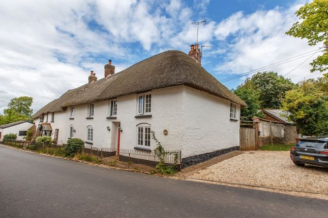 Thumbnail Semi-detached house for sale in Staddlestones Park, New Buildings, Sandford, Crediton