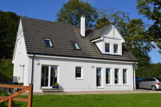 Thumbnail Detached house for sale in Almond Bank, Cordon, Lamlash