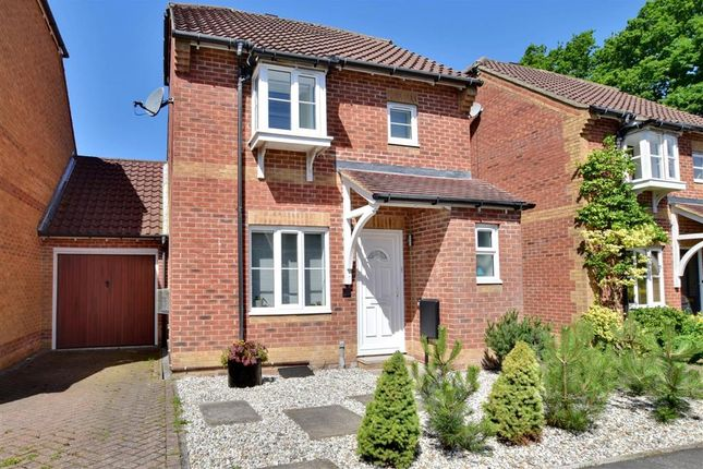 Thumbnail Detached house for sale in Elm Way, Heathfield, East Sussex