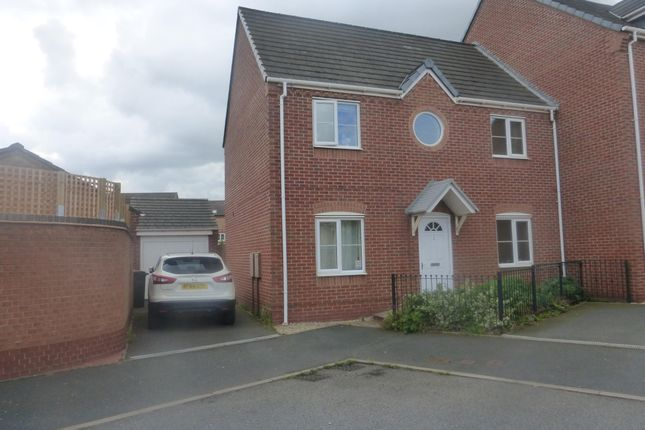 Thumbnail Property to rent in Tame Close, Wilnecote, Tamworth