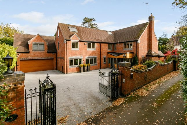Thumbnail Detached house for sale in Laurels, Fairlands Park, Coventry