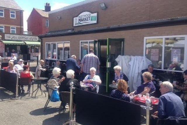Restaurant/cafe for sale in Cross Street, Fleetwood