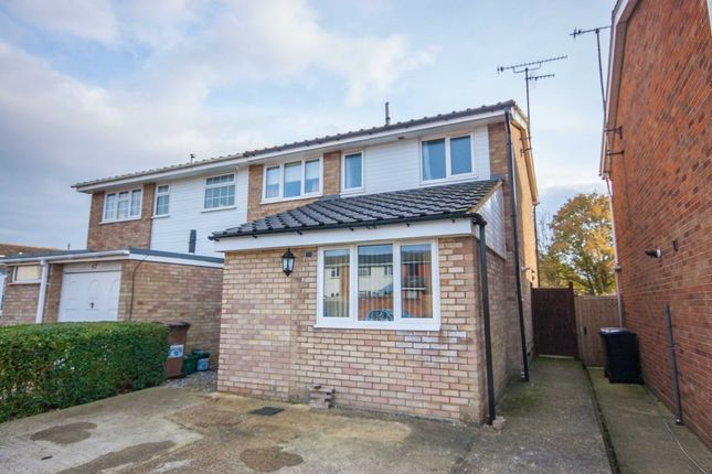 4 bed semi-detached house for sale in Wallasea Gardens, Springfield, Chelmsford CM1