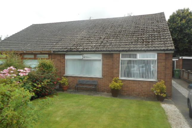 Thumbnail Bungalow to rent in Whalley Grove, Widnes