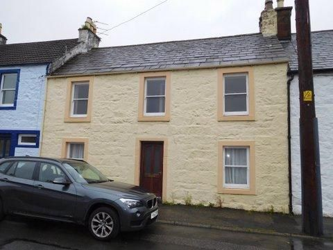 Thumbnail Terraced house for sale in Creebridge, Newton Stewart, Dumfries And Galloway