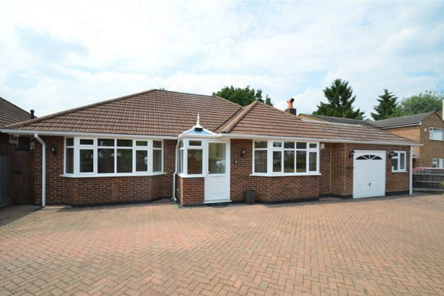 Thumbnail Detached bungalow for sale in Orchard Avenue, Shirley, Croydon, Surrey