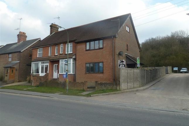 Thumbnail Flat to rent in Western Road, Crowborough