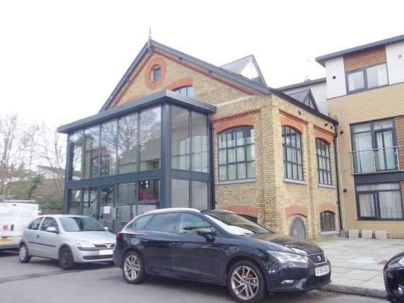 Thumbnail Flat for sale in Clock Tower Lofts, The Paper Mill, Crabble Hill, Dover