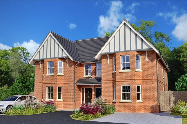 Thumbnail Semi-detached house for sale in The Valders, Linsford Lane, Mytchett